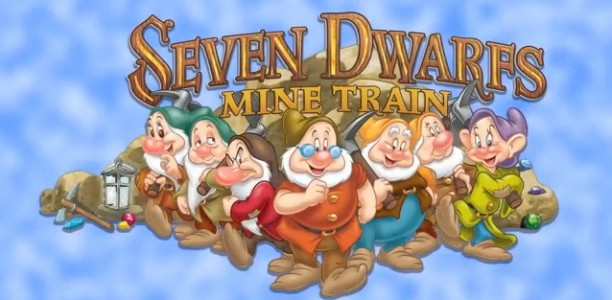 Disney Gives a First Look at the Seven Dwarfs Mine Train Characters #DisneySMMoms