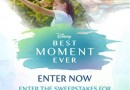 ENTER NOW: Disney.com's Best Moment Ever Sweepstakes