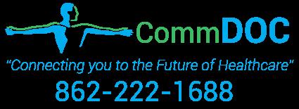 CommDoc logo