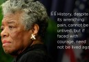 Farewell to a Phenomenal Woman – Maya Angelou Dies at Age 86