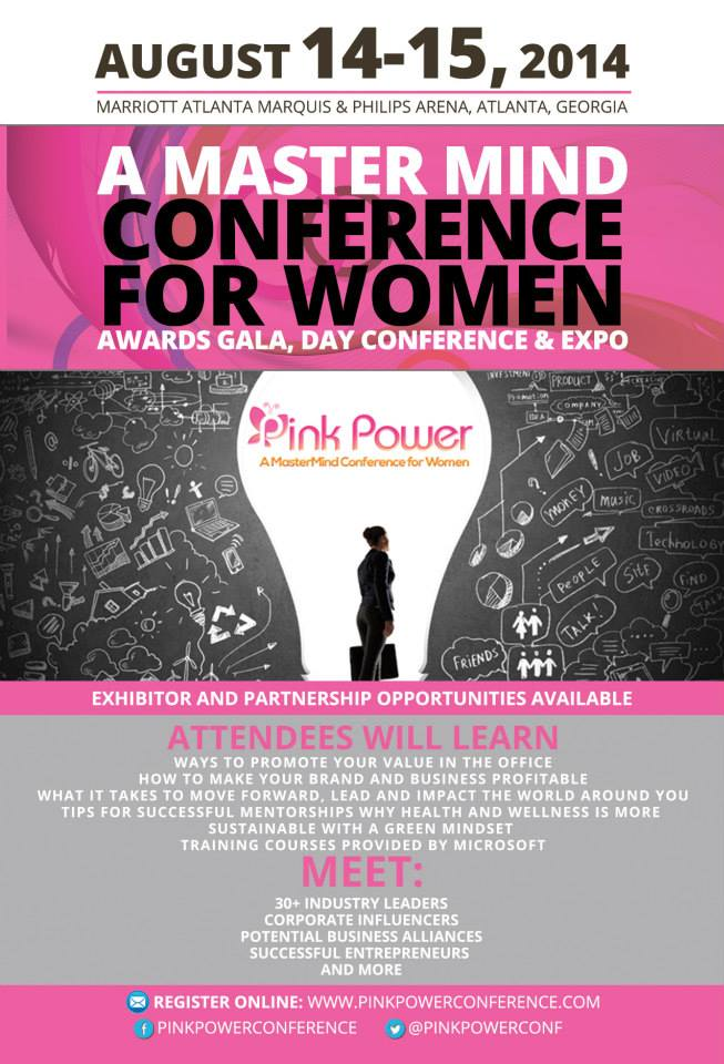 Pink-Power-Conference-Flyer