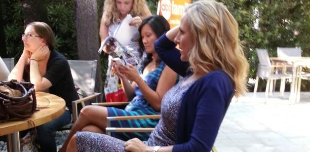 Moms of ABC Family Mixer #ABCFamilyEvent