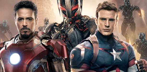 First Look: #Avengers2 is Gonna Rip the Competition A New One! Peep This!