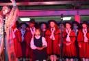Madeline's Christmas Performance @AtlanticStation @HorizonTheatre #htcMadeline