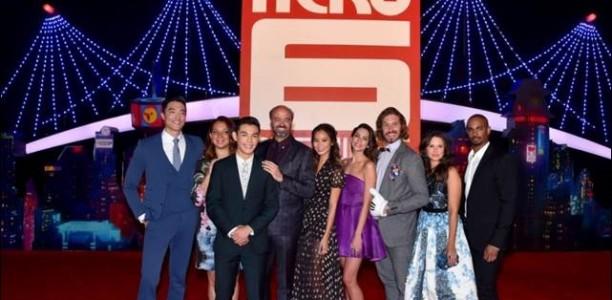 The Bigger Than Life BIG HERO 6 Premiere #BigHero6Event #MeetBaymax