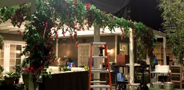 Keeping Up with the Johnsons: My @black_ishABC set tour! #ABCTVEvent