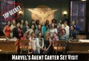 My Visit to ABC's Agent Carter Set #ABCTVEvent