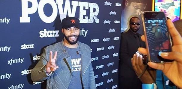 Omari Hardwick & Celebs Attend POWER Premiere Atlanta; Hot New Season Starting June 6th