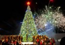 Macy's Great Tree Lighting Ushers in the Holiday Season!