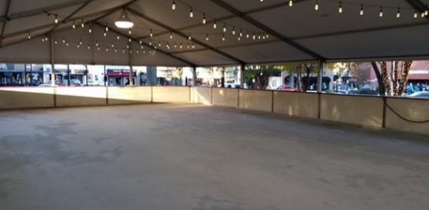 Experience a Winter Wonderland Ice Skating Adventure in Marietta Square!
