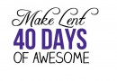 Top 10 Things You Can Do For Lent
