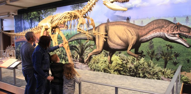 Take your family on a ROARING Dinosaurland Adventure! #Sponsored