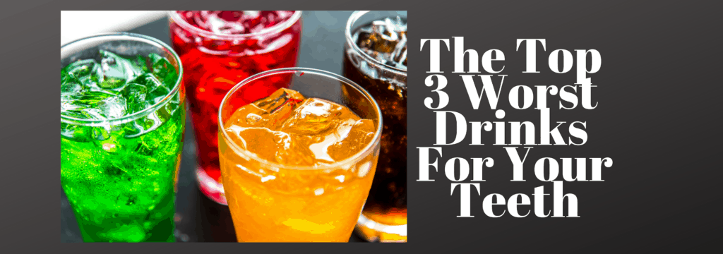 Can you guess the three drinks that have the worst impact on oral health? Foster Dental Care, your dentist in Blue Springs, has the answers!