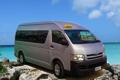 Get a Taxi in Barbados