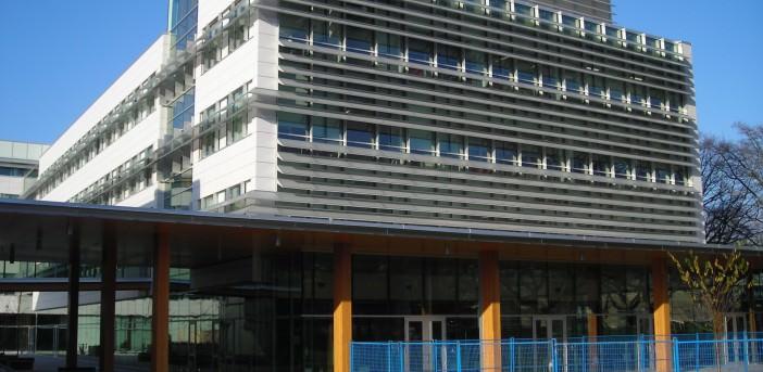UBC Earth Sciences Building:  Functional Program