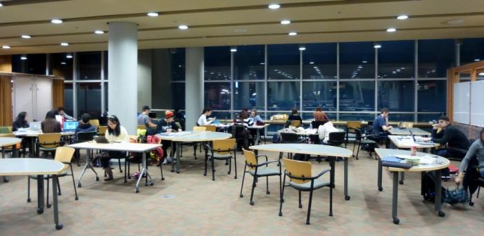 UBC Irving K. Barber Learning Centre:  Master Program