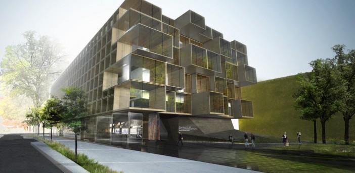 UBC Pharmaceutical Sciences:  Functional Program (photo:  Saucier + Perotte Architectes and Hughes Condon Marler Architects)