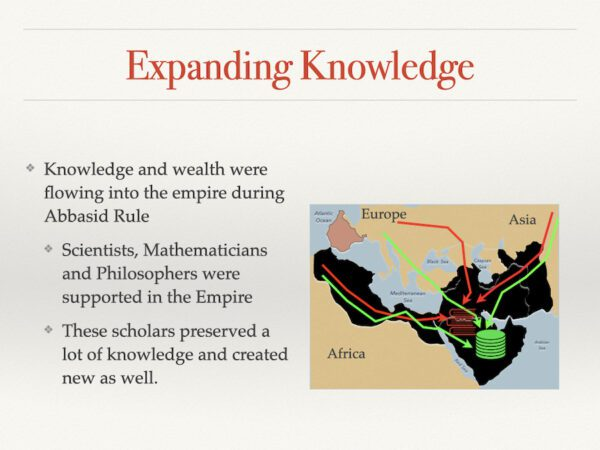 Expanding Knowledge
