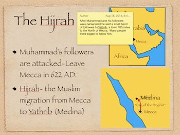 The Hijrah