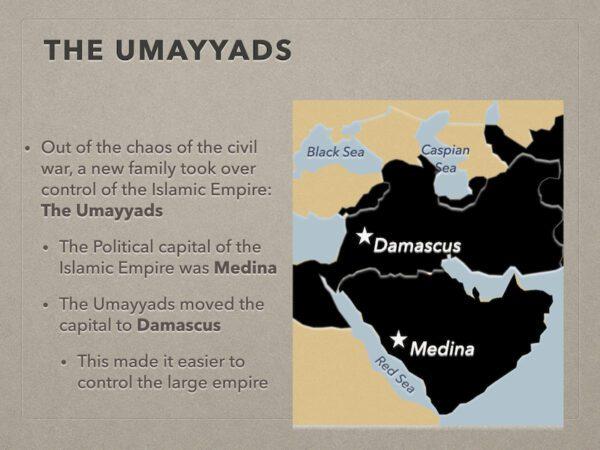 The Umayyads