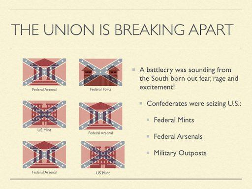 Union Breaking Apart