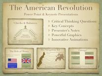 The American Revolution Presentation