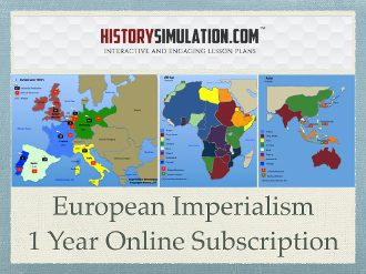 Imperialism Online Subscription