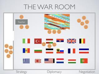 Design of the War Room (Classroom)
