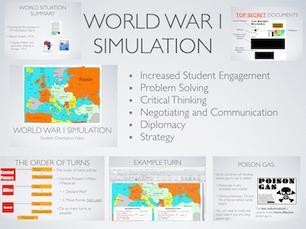 World War 1 Simulation