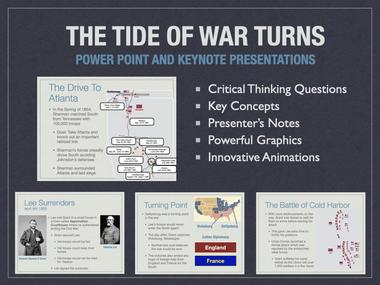 The Tide of War Turns Presentation