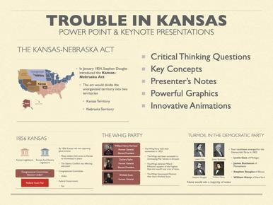 Trouble In Kansas Presentation