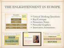 The Enlightenment In Europe Presentation