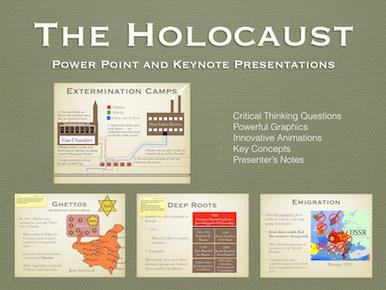 The Holocaust Presentation