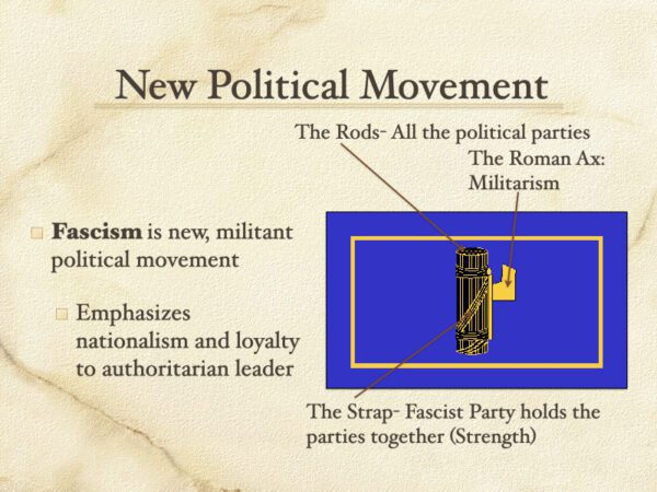 A New Political Movement
