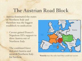 Austrian Road Block