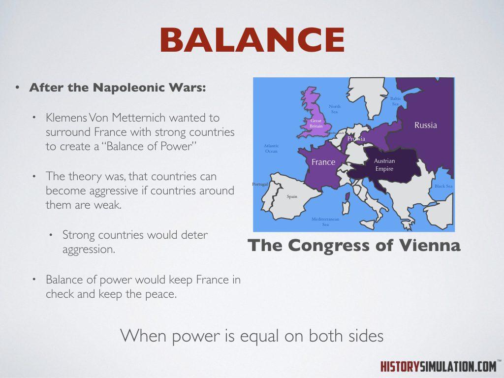 Concept Balance
