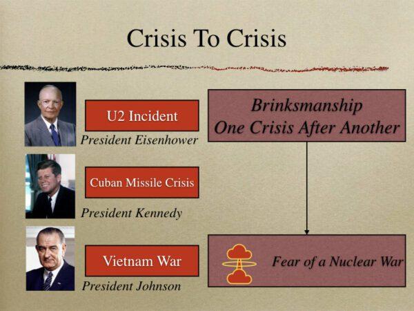 Crisis To Crisis