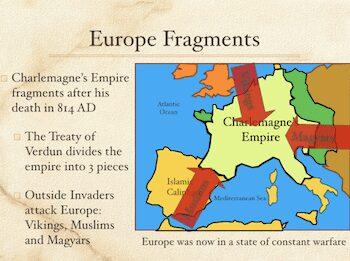 Europe Fragments