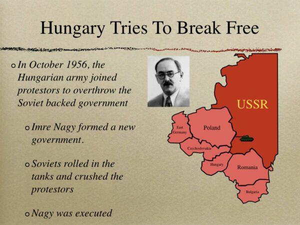 Hungary Tries to Break Free