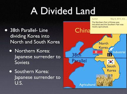 Korea A Divided Land
