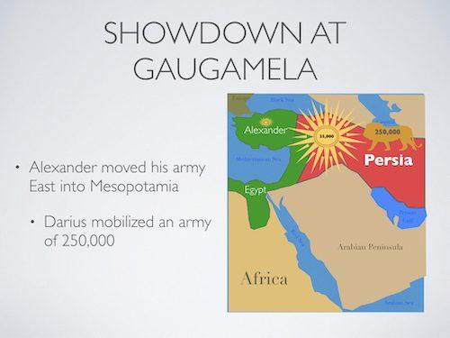 Showdown at Guagamela