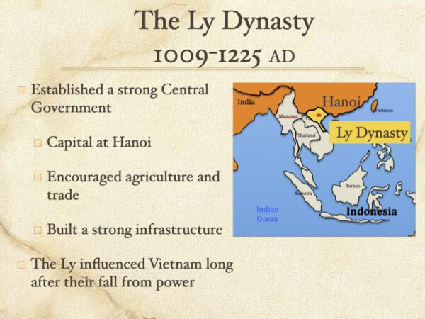 The Ly Dynasty