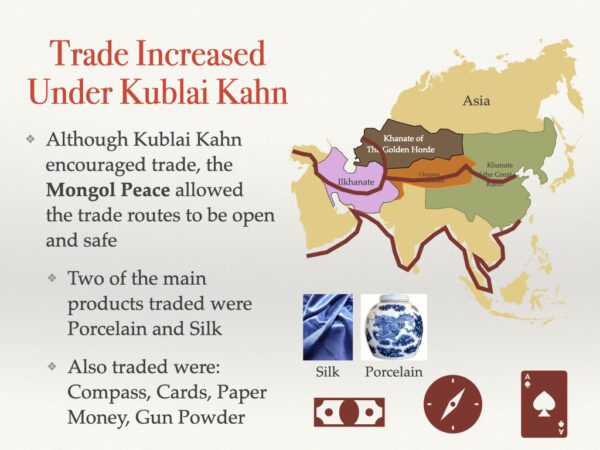 Trade Increased in Asia