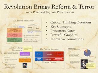 Revolution Brings Reform and Terror Presentation