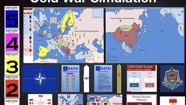 Cold War Simulation