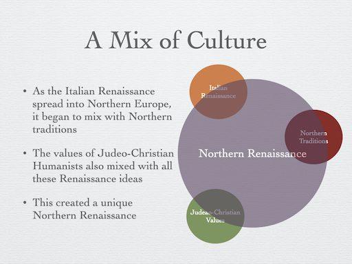 A Mix of Cultures