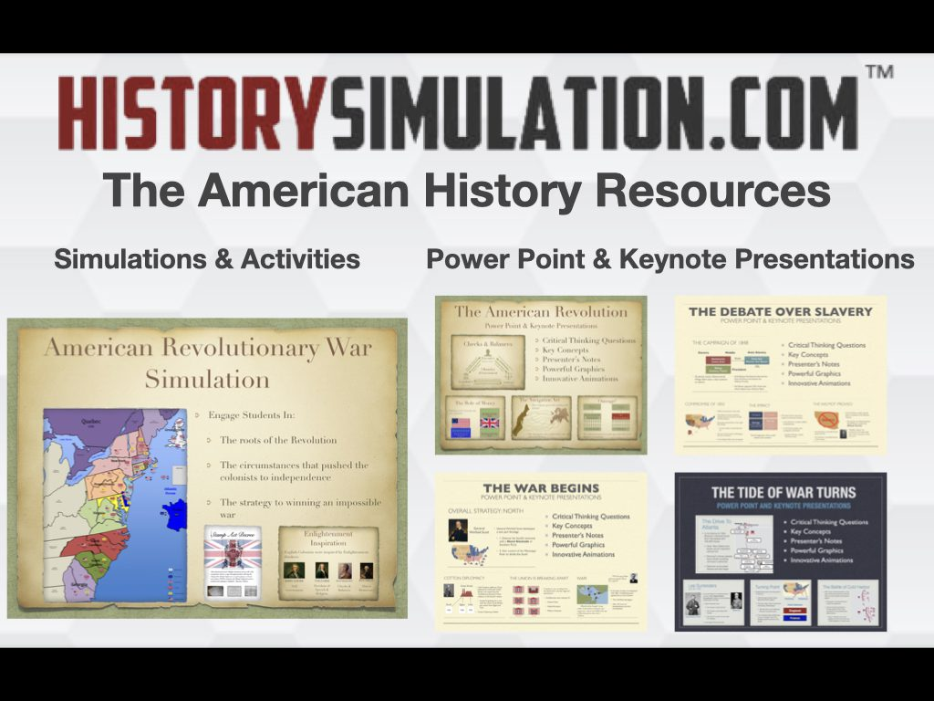 American History Resources