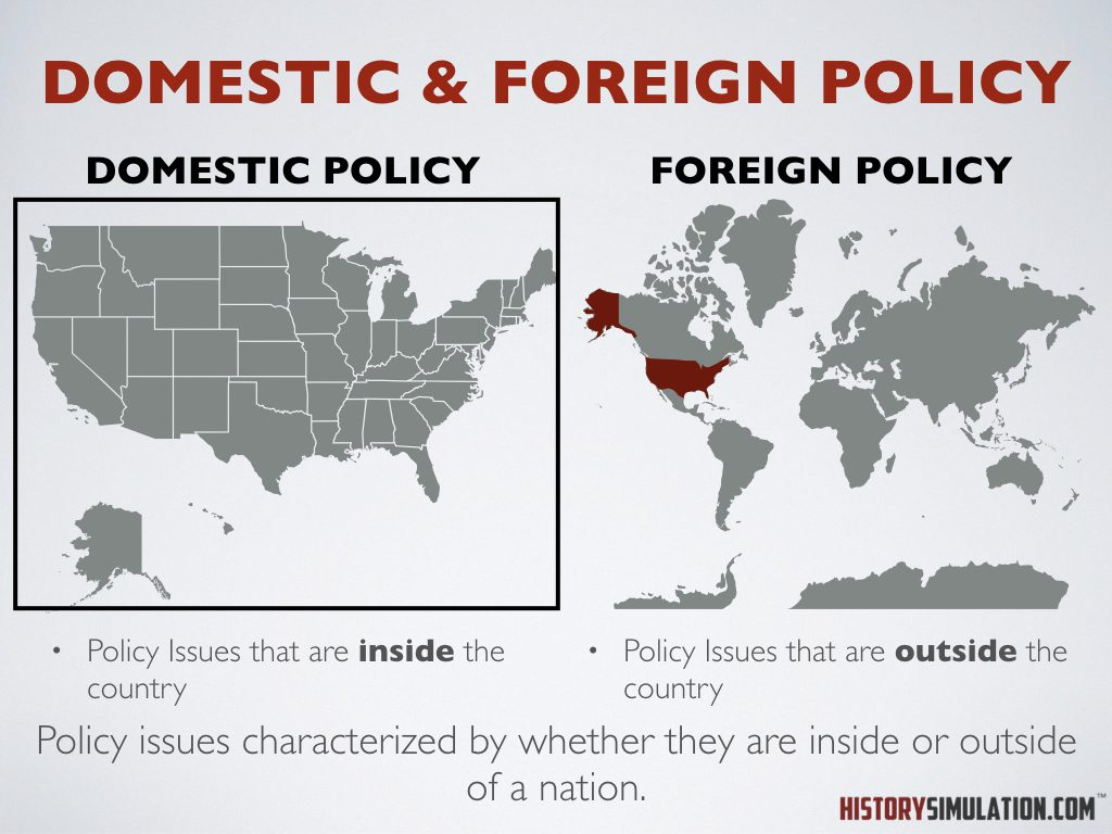 Domestic & Foreign Policy.001