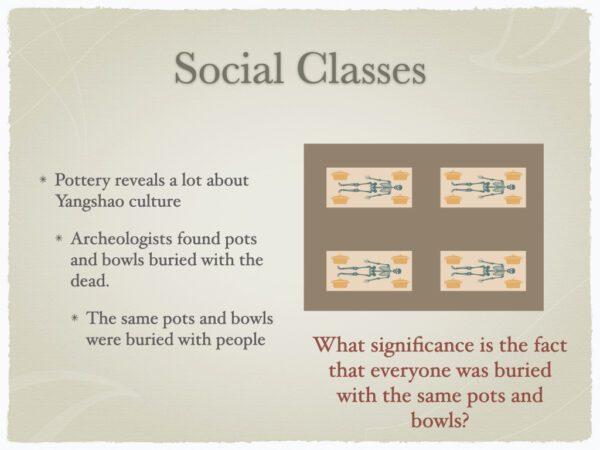Neolithic Social Classes