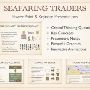 Seafaring Traders Minoans & Phoenicians History Presentation